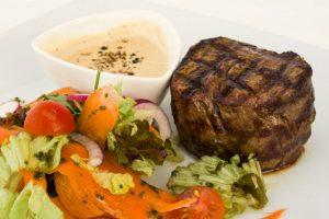 Argentine angus beef loin 140g