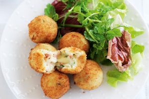 Cheese-croquettes