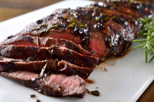 Grilled Argentine Angus Beef Entrecote