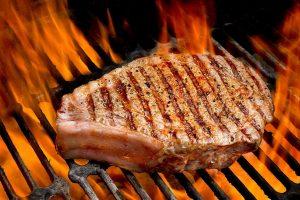 Grilled Argentine Angus Beef Ribeye