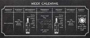 week-calender